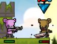 Lupte in arena cu barbari