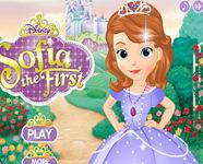Jocuri Cu Printesa Sofia Intai De Machiat