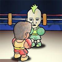 Jocuri cu antrenor de box