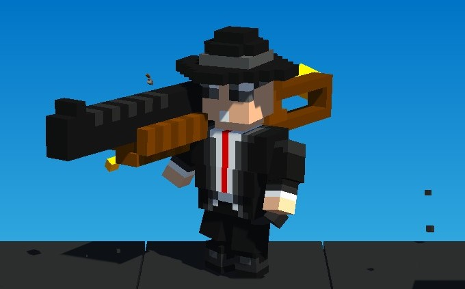 Jocuri cu arme si mai mari