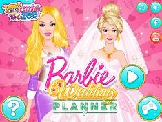 barbie decoreaza nunta ei