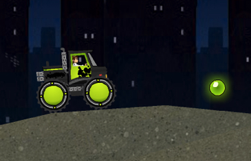 Jocuri cu ben 10 curse de camioane mari