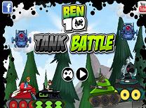 Jocuri cu ben 10 lupte cu tancuri