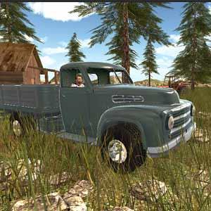 Jocuri cu camion 3d rus de carat lemne
