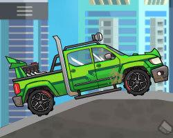 Jocuri cu camione de oras