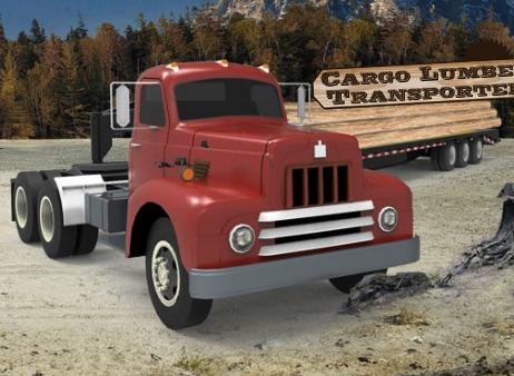 Jocuri cu camionul de carat busteni