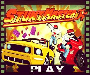 Jocuri cu cascador cu masini tari