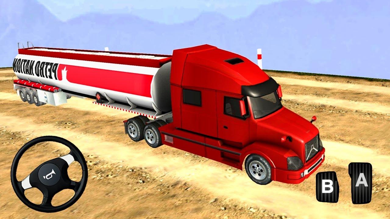 Jocuri cu condus cisterne cu combustibil
