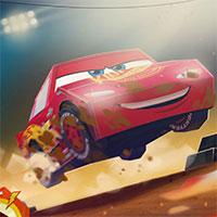 Jocuri cu curse cu desenele cars