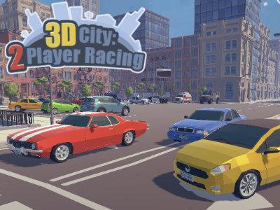 Jocuri cu curse in orasul 3d