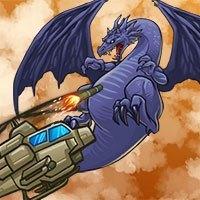 Jocuri cu dragoni foc si distrugere