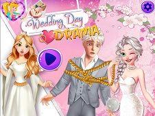Jocuri cu drama in ziua nuntii