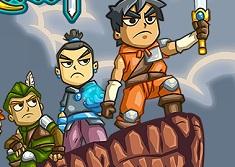 Jocuri cu eroii din cetatea castelului