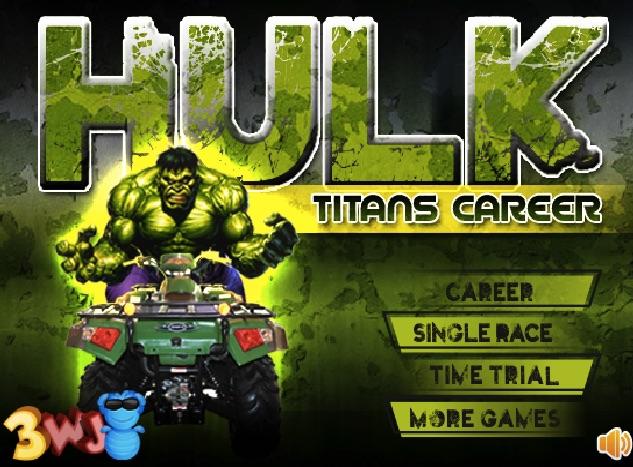 Jocuri cu hulk curse 3d cu atv