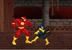 Jocuri cu lupte de supereroi