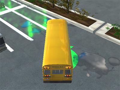 Jocuri cu maestru in parcari de autobuze 3d