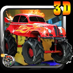 Jocuri cu monster truck rapid cu explozii