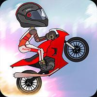 Jocuri cu moto curse in bucla