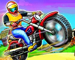 Jocuri cu motociclete de curse la ferma