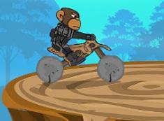 Jocuri cu motorcross cu maimute soferi