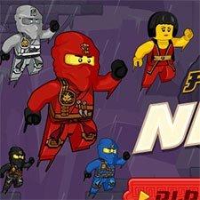 Jocuri cu ninjago ninja decazut