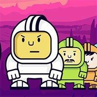Jocuri cu omul spatial de impuscat