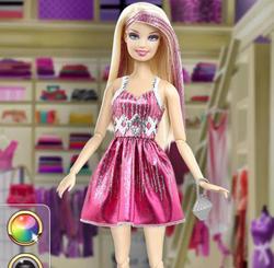 papusa barbie la sedinta foto