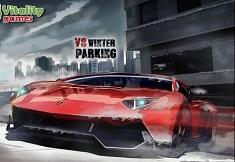 Jocuri cu parcari de masini iarna
