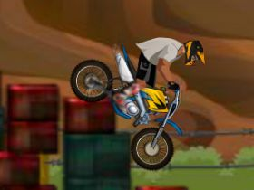 Jocuri cu pilot de motorete pe obstacole