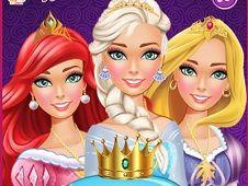 Jocuri Cu Salonul De Machiaj Si Infrumusetat Disney