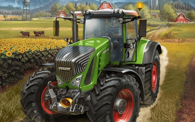 Jocuri cu simulatorul masinilor de fermier