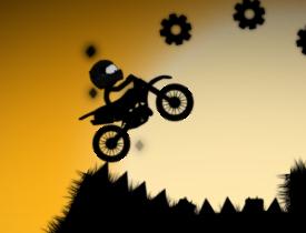 Jocuri cu super motociclist stickman