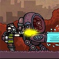 Jocuri cu supravetuitorii apocalipsei de extraterestrii
