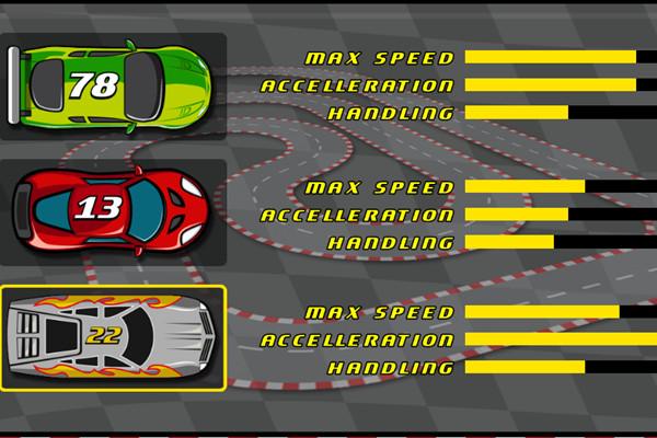 Jocuri cu viteza de curse nascar