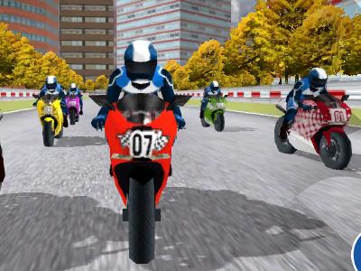 Jocuri cu viteza pe motocicleta gp 3d